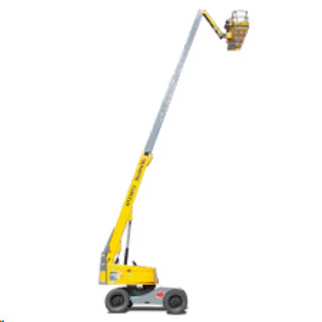 76 FOOT STRAIGHT STICK MANLIFT DIESEL Rentals Quesnel BC