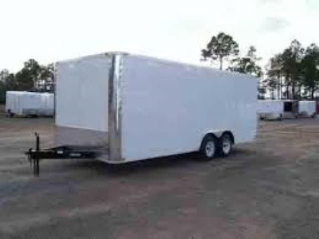 Where to find ENCLOSED TRAILER 8.5 X16  MAXLOAD 4300Lb in Quesnel