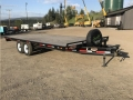 Rental store for DECK OVER TRAILER 20  MAX LOAD 11000LB in Quesnel BC