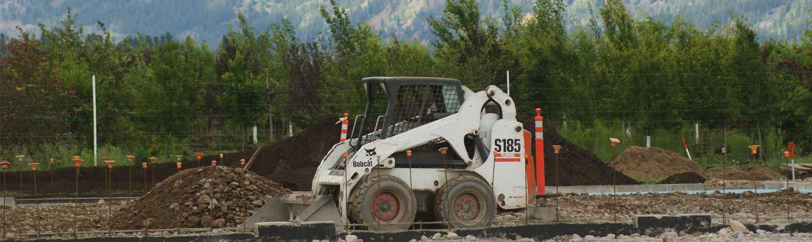 Equipment Rentals in the Quesnel BC area